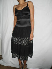 Woman's/Ladies Boho/Retro/Vintage Style Tiered Lace Dress from 'Joe Brown's