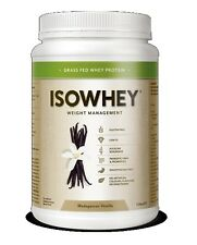 Isowhey Complete Madagascan Vanilla Smoothie 672g (Protein Shake)