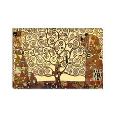 The Tree of Life Gustav Klimt Canvas Print Painting Reproduction