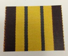Africa GSM Full Size Medal Ribbon, Army, 1902 - 1956, Military, General Service