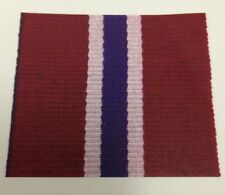 Permanent Overseas Forces LSGC Full Size Medal Ribbon, Long Service Good Conduct