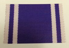 Police LSGC Full Size Medal Ribbon, Long Service Good Conduct, Officers