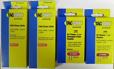 Tacwise Nails/Staples 180/18G & 91 Series for Gun 1000/2000/5000/10000/20000