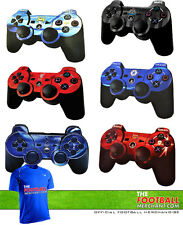 Official Football Club Playstation PS3 Games Controller Skin Sticker Xmas Gift