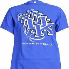 University of Kentucky T Shirt UK3D on BLUE Shirt Warehouse Wildcats Basketball