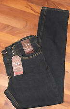 Sears Roebuck & Co Matchstick Straight Fit Skinny Leg Jeans New