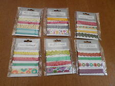 American Crafts ribbons