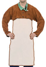 Weldas Cape Sleeves with Collar Side Split Leather Welding  NEW!