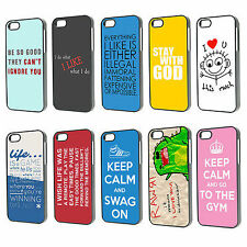 Sayings Quotes keep calm and i love you Phone Case Cover iPhone 4 4s 5 5s