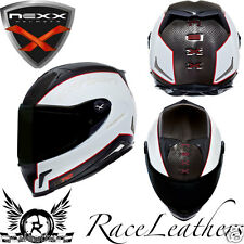 NEW NEXX XR2 CARBON MOTORCYCLE MOTORBIKE BIKE CRASH HELMET ACU GOLD APPROVED