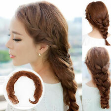 New Authentic Kpop Heat Stylable Synthetic Hair Piece Bun Updo Extension GR-L2