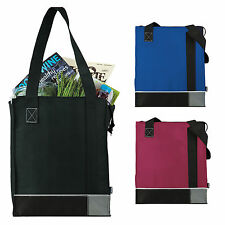 ECO-FRIENDLY LARGE INSULATED KOOZIE COOL BAG 30 LITRE SUPERMARKET SHOPPING TOTE