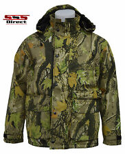 Stormkloth Gods Country Camouflage ALL IN ONE Waterproof Jacket Fishing Hunting