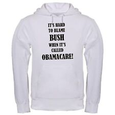 BLAME GEORGE BUSH OBAMACARE ANTI OBAMA AFFORDABLE CARE ACT FUNNY hoodie hoody