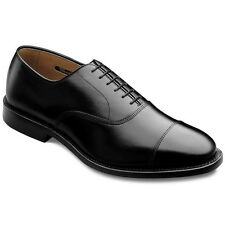 Mens Allen Edmonds Park Ave Oxfords Cat Toe Shoe Black 5615