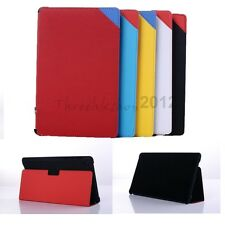 FOLIO PU Leather STAND SMART CASE COVER SLIM FOR GOOGLE ASUS NEXUS 7 II 2013 FHD