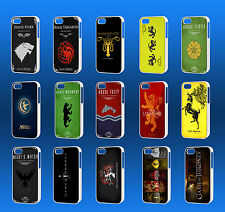 GAME OF THRONES STARK LANNISTER CASE COMPATIBLE WITH IPHONE