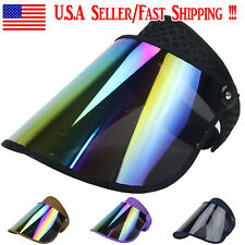 SUN VISOR HAT CAP UV PROTECTION HIKING GOLF TENNIS OUTDOOR WIDE UV  PROTECTOR
