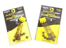 Avid TACKLE Carp Weighted Flying Chod Beads  - all Types