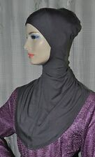 Free S&H Very Practical 1Pc Slip on Long Cotton Lycra Under Scarf Sarong Hijab