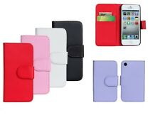 For Apple iPhone 3G 3GS PU magnetic PU Leather slot wallet Cover stand Flip Case