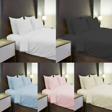 100% Luxury Cotton Thermal Flannelette Fitted Or Flat Bed Sheets. Pillow Cases