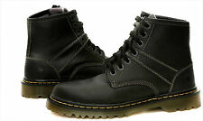 New Dr Doc Martens Mens smooth leather Shoes Boot - Great Work / Chef shoe