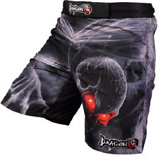 MMA Shorts Fight Shorts Grappling Shorts Dragon Do Nightmare