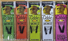 Cablz Adjustable Monoz -Fluorescent Colors. Fits Costa Del Mar,Oakley, Maui Jim.