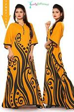 Trendy Kaftan, Full-Length Abaya  - Beautiful Design Maxi Dress  !! TFMKF1100 !!
