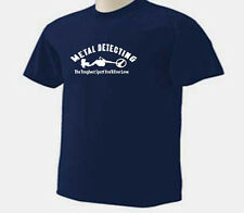 Metal Detecting The Toughest Sport You'll Ever Love Hobby T-Shirt