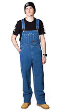 Big Smith Latzhose Stonewashed Denim overalls jeans-latzhosen männer B94028