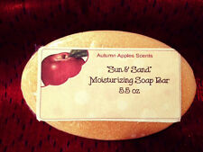ANY SCENT YOU CHOOSE - 5.5 oz oval soap! Shea, Coconut, Goats milk..over 800 !
