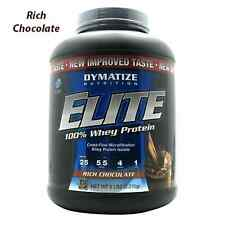Dymatize Nutrition: ELITE WHEY PROTEIN - RICH CHOCOLATE (5 lbs)