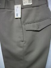 HORACE SMALL MEN'S CHP TAN PANTS POLY/WOOL 55/45 NEW MADE IN USA