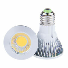 New 9W PAR20 E27 LED COB Spot Light Lamp Ceiling Bulbs Warm Cool White Dimmable