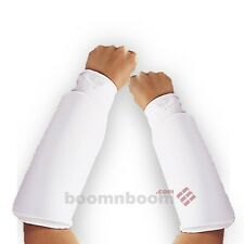 New Taekwondo, Karate, MMA Forearm Cloth Pad Protector Arm Guard Sparring Gear