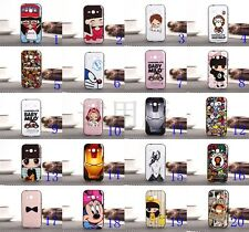 For Samsung Galaxy Ace 3 S7270/S7272 Cute Minnie&Girls&Iron Man Cover TPU Case
