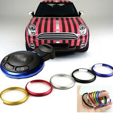 Metal Protective Ring For 08-Up Mini Cooper JCW R55 R56 R57 R58 R59 Key Case Fob