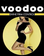 WOMENS VOODOO SHINE FIRM CONTROL SHEER STOCKINGS PANTYHOSE STOCKING AVE X TALL