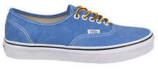 New Vans Authentic (Washed) Skydiver/True White Shoe Canvas Lace-up Mens Fashion
