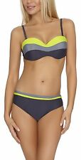 Verano Damen Push Up Bikini Bademode Badeanzug - Made in EU
