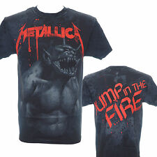 METALLICA - JUMP IN THE FIRE - Official Licensed T-Shirt - Metal - New M L XL