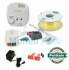 Petsafe Stubborn Dog In-Ground Electric Dog Fence 500' Wire System 1,2,3 Dogs