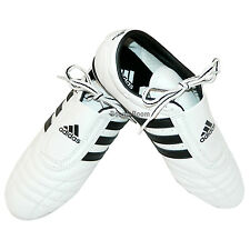 New adidas SM-II(2) Taekwondo Karate MMA Hapkido Martial Arts Indoor Shoes-WHITE