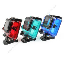 New Protective Skeleton Side Opening Housing Case with Lens for GoPro Hero 3 FPV