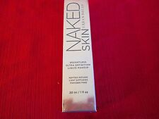 Urban Decay Naked Skin Weightless Ultra Definition Liquid Makeup Foundation NEW
