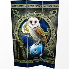 New Lisa Parker Canvas Screen Room Dividers (wiccan/gothic/pagan)