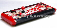 The King of fighters 13 Mai Sanwa red original Long Case Fight Stick fightstick