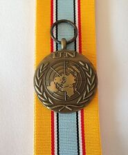 UNAVEM Angola Full Size Medal, Loose, Court or Swing Mounted Option, United